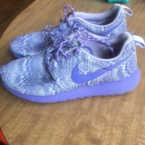 Nike Roshe Run Purple